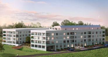 Vezin-le-Coquet : programme immobilier neuf « Arbor & Sens » en Loi Pinel