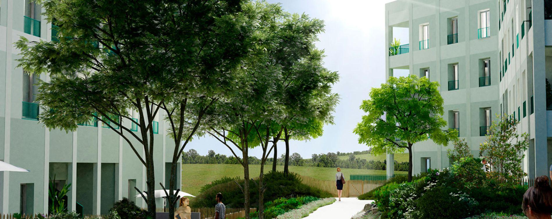 Résidence Arbor & Sens à Vezin-le-Coquet