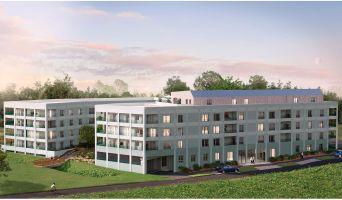 Photo du Résidence « Arbor & Sens » programme immobilier neuf en Loi Pinel à Vezin-le-Coquet