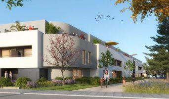 Résidence « Bellevy » programme immobilier neuf en Loi Pinel à Vezin-le-Coquet n°1