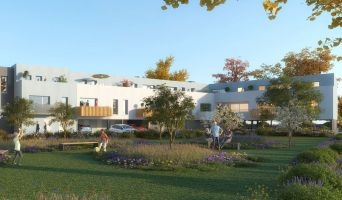 Résidence « Bellevy » programme immobilier neuf en Loi Pinel à Vezin-le-Coquet n°2