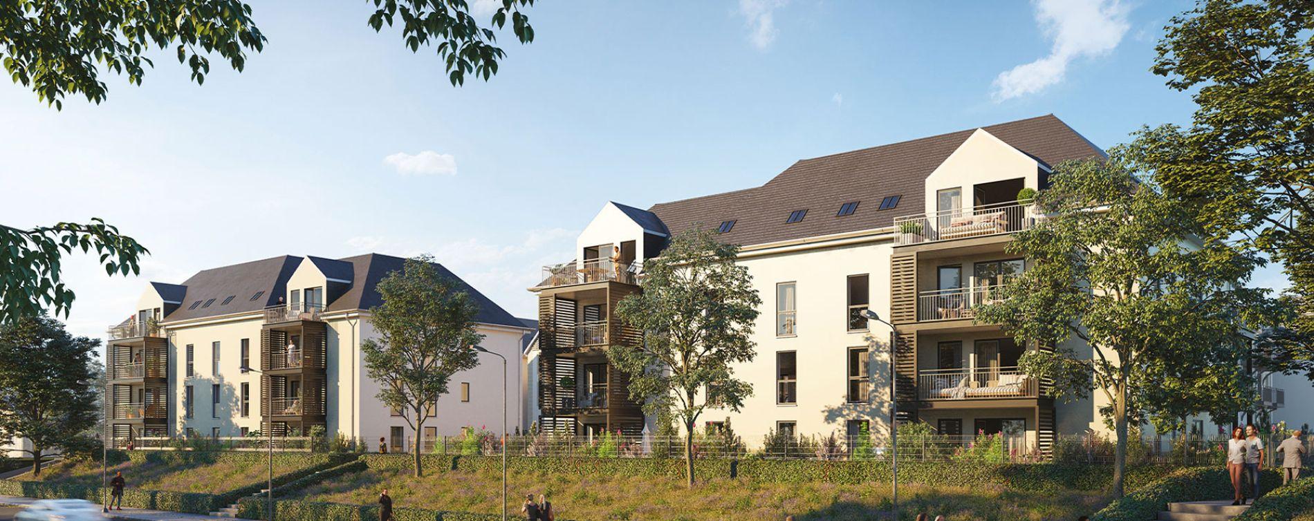 Vitré : programme immobilier neuve « Le Plessis » (2)