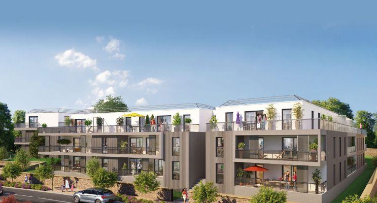 Photo du Résidence « Ambre » programme immobilier neuf à Arradon
