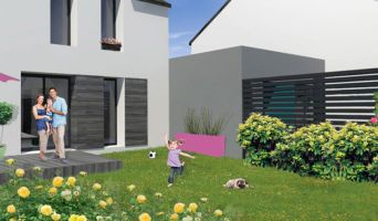 Résidence « Le Clos Saint-Maurice » programme immobilier neuf à Guidel n°2