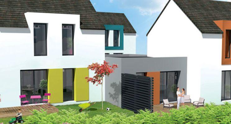 Photo du Résidence « Le Clos Saint-Maurice » programme immobilier neuf à Guidel