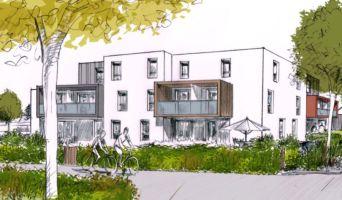 Photo n°2 du Résidence neuve « Les Hauts De Ville »