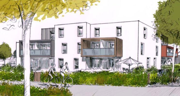 Résidence « Les Hauts De Ville » programme immobilier neuf à Lanester n°2