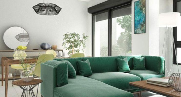 Résidence « Les Hauts De Ville » programme immobilier neuf à Lanester n°4