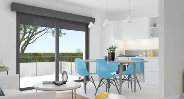 Résidence « Les Hauts De Ville » programme immobilier neuf à Lanester n°5