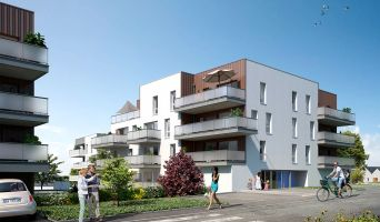 Programme immobilier neuf à Lanester (56600)