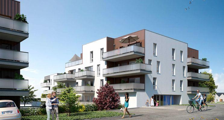 Photo du Résidence « Sundeck » programme immobilier neuf en Loi Pinel à Lanester