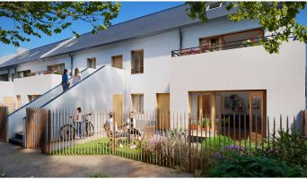 Le Palais programme immobilier neuf « Insulaire »