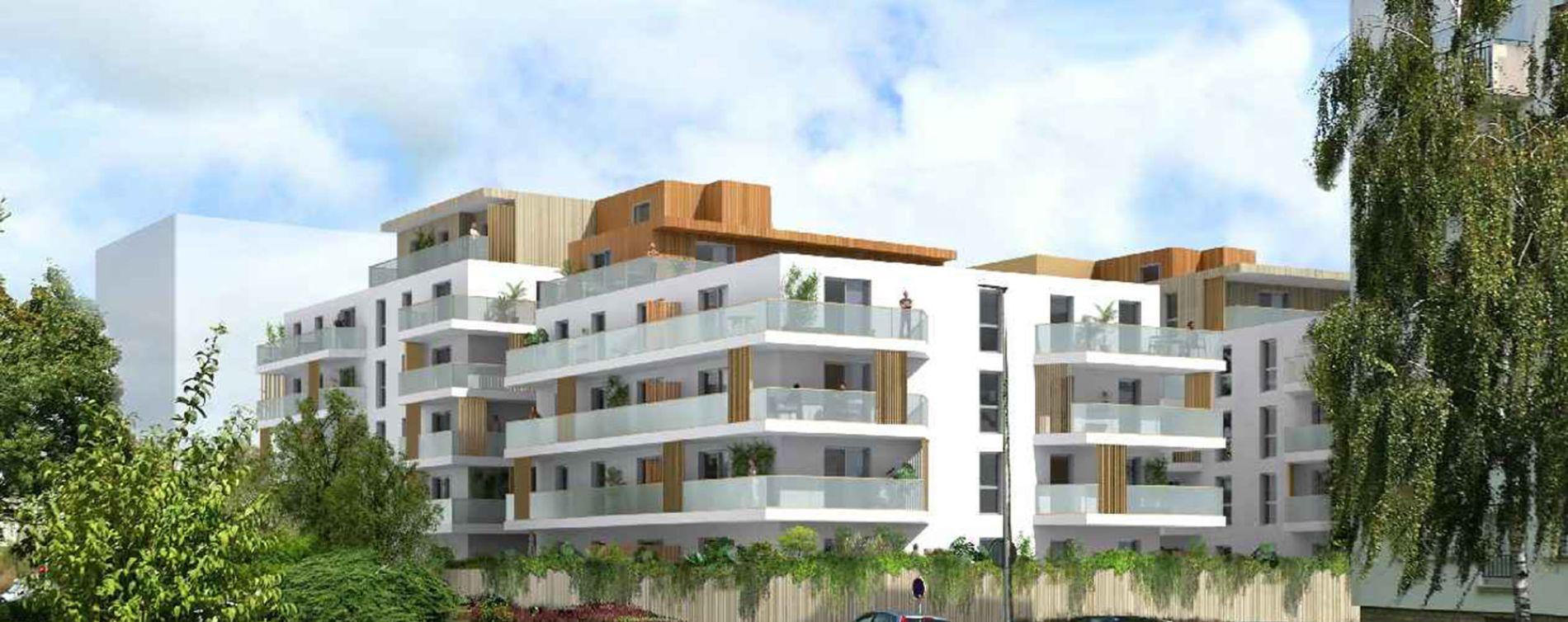 Lorient : programme immobilier neuve « Frégate 2 » en Loi Pinel