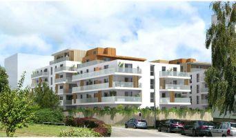 Lorient : programme immobilier neuf « Frégate 2 » en Loi Pinel