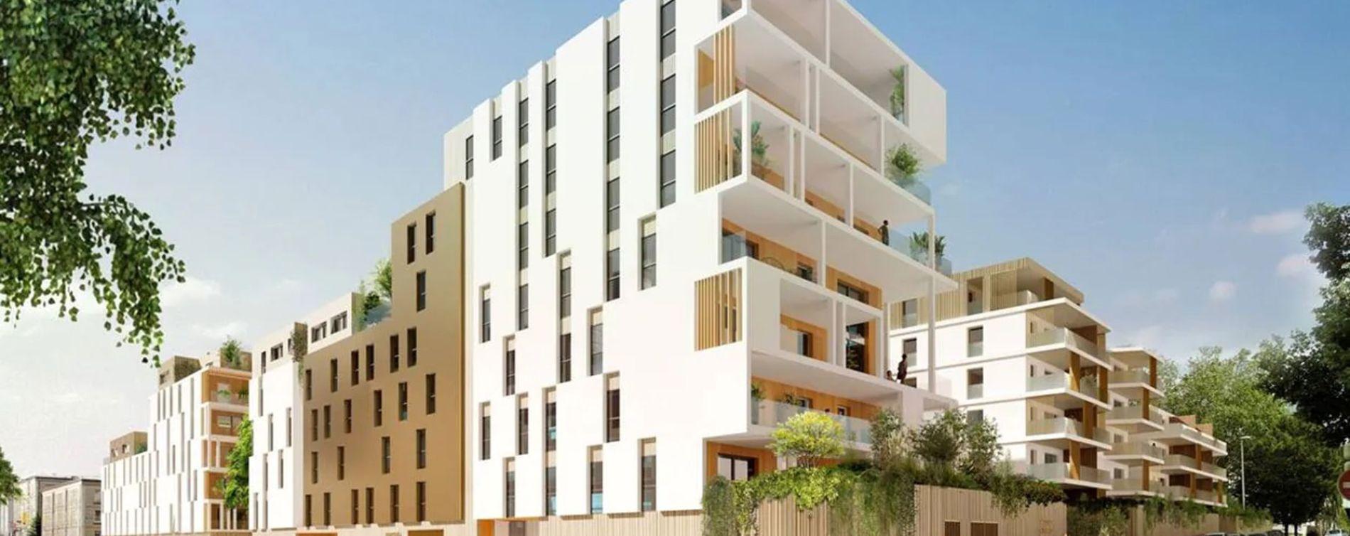 Lorient : programme immobilier neuve « La Frégate » en Loi Pinel