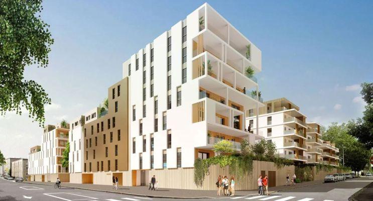 Lorient : programme immobilier neuf « La Frégate » en Loi Pinel