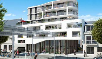 Photo du Résidence « Quai Chazelles » programme immobilier neuf à Lorient