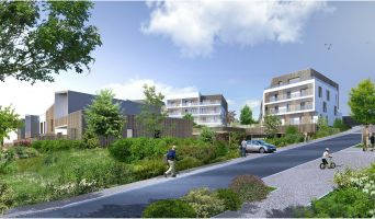 Saint-Avé programme immobilier neuf « Résidence Beausoleil » en Loi Pinel