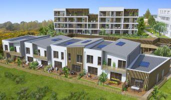 Saint-Avé programme immobilier neuve « Résidence Beausoleil » en Loi Pinel  (2)