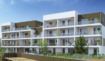 Saint-Avé programme immobilier neuve « Résidence Beausoleil » en Loi Pinel  (3)