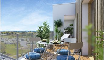 Saint-Avé programme immobilier neuve « Résidence Beausoleil » en Loi Pinel  (4)