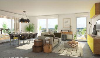 Saint-Avé programme immobilier neuve « Résidence Beausoleil » en Loi Pinel  (5)