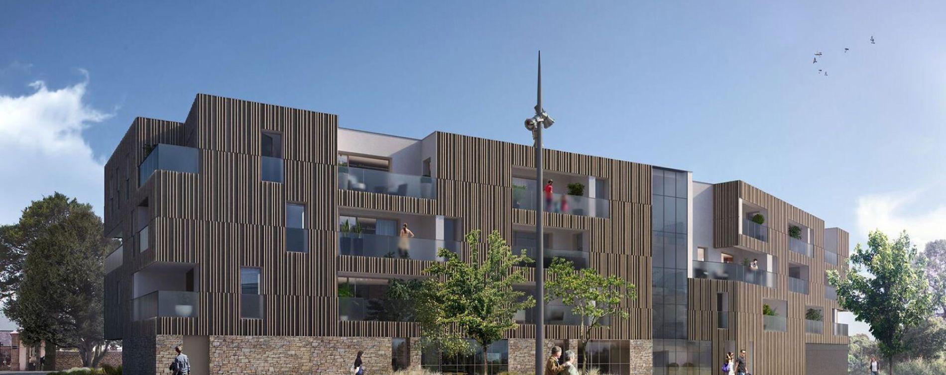 Sarzeau : programme immobilier neuve « Programme immobilier n°217771 » (2)