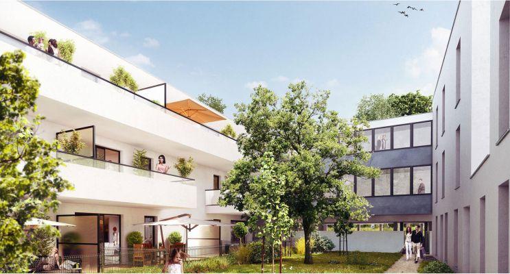 Photo du Résidence «  n°217771 » programme immobilier neuf à Sarzeau