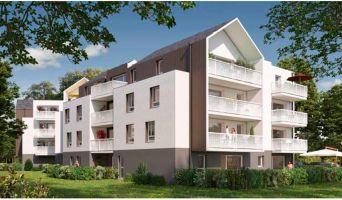 Photo du Résidence « L'Alcyone » programme immobilier neuf en Loi Pinel à Séné