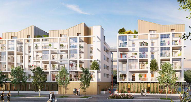 Photo du Résidence « L'Escale » programme immobilier neuf à Séné