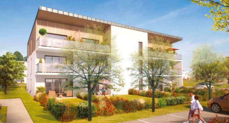 Photo du Résidence « Thalie » programme immobilier neuf à Theix