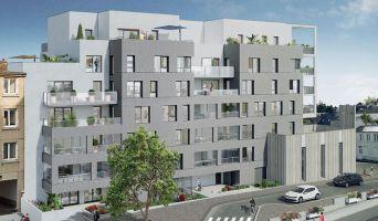 Photo du Résidence « Avant-Scène » programme immobilier neuf à Vannes