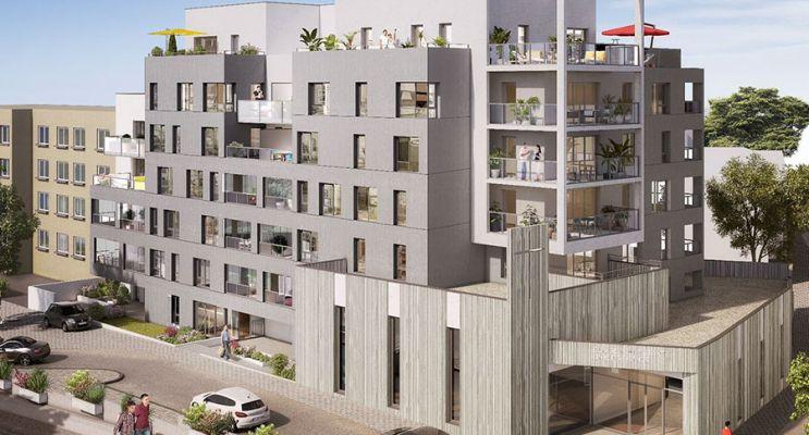 Résidence « Avant-Scène » programme immobilier neuf à Vannes n°2