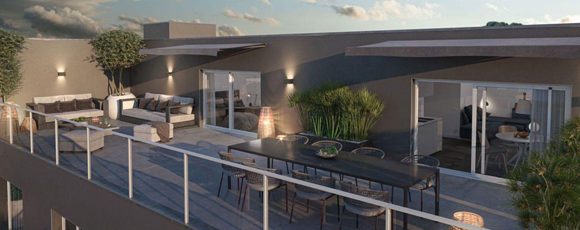 Vannes : programme immobilier neuve « Belvédère » (3)