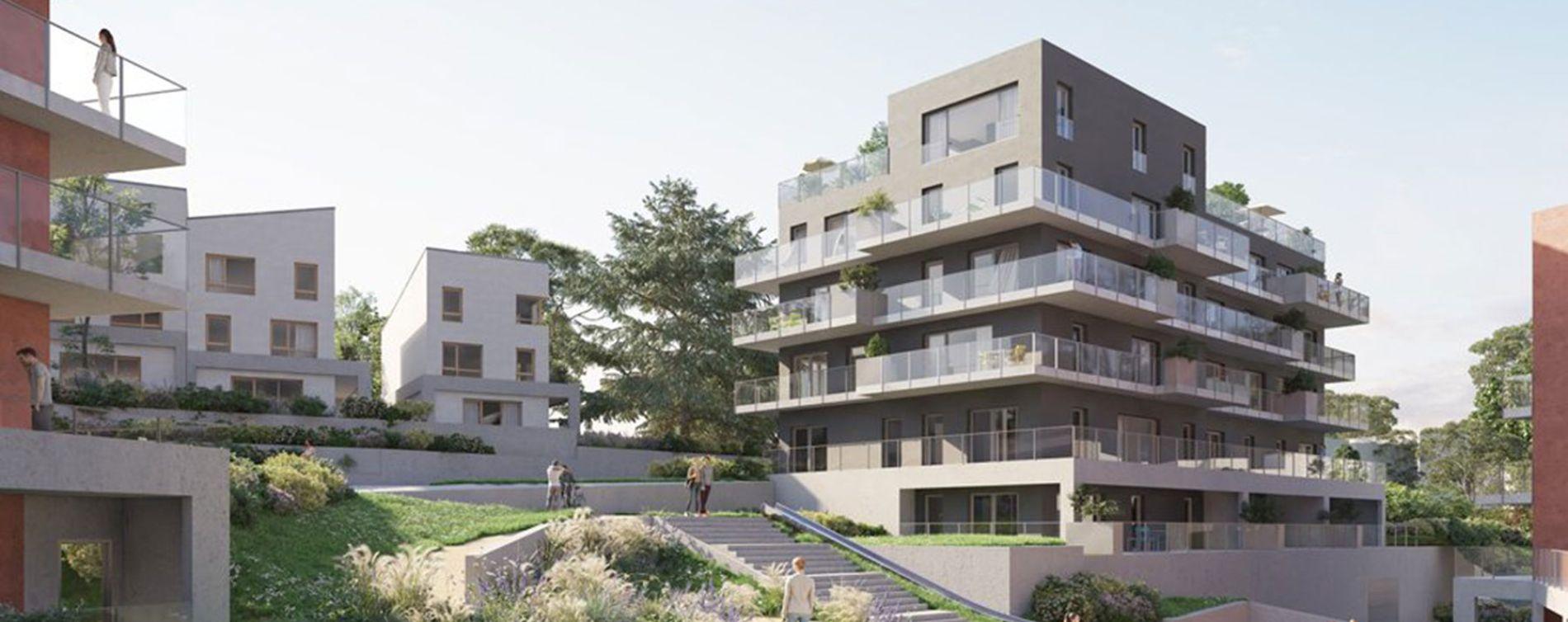 Vannes : programme immobilier neuve « Belvédère » (4)