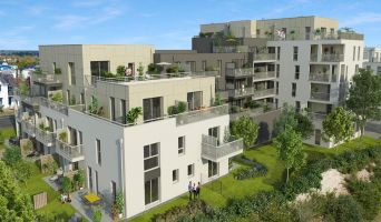 Vannes programme immobilier neuf « Nominoë » en Loi Pinel