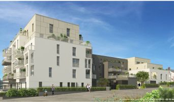 Vannes programme immobilier neuve « Nominoë » en Loi Pinel  (3)