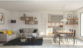 Vannes programme immobilier neuve « Nominoë » en Loi Pinel  (4)