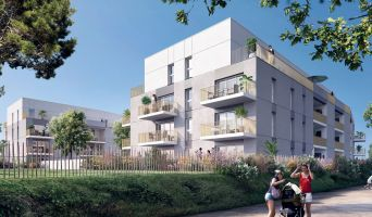 Photo du Résidence « Passion Vannes » programme immobilier neuf à Vannes