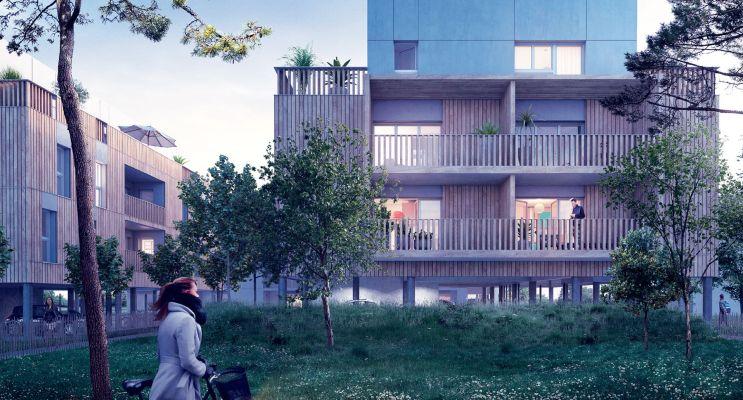 Photo n°2 du Résidence « Passion Vannes » programme immobilier neuf à Vannes