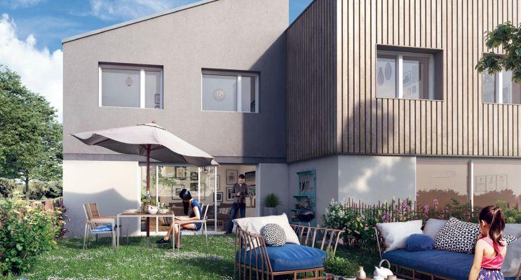 Photo n°3 du Résidence « Passion Vannes » programme immobilier neuf à Vannes