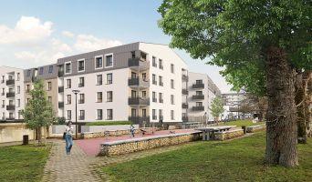 Photo du Résidence « Villas Ginkgos Le Bilboa » programme immobilier neuf à Bourges