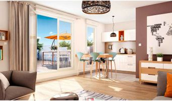 Résidence « Le Cinq » programme immobilier neuf en Loi Pinel à Chartres n°3
