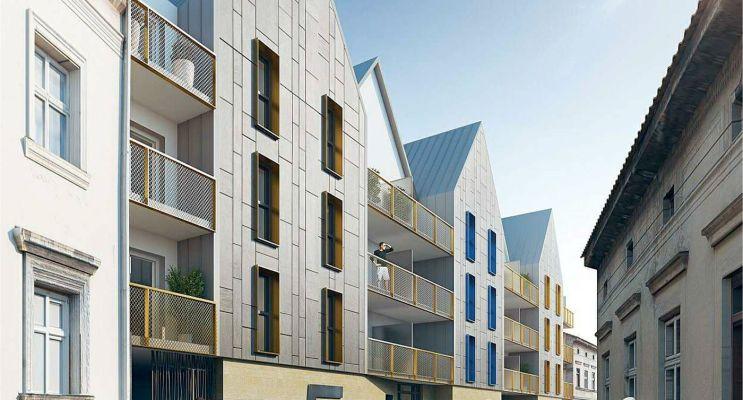 Photo du Résidence « Le Cinq » programme immobilier neuf en Loi Pinel à Chartres