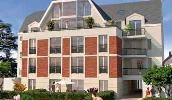 Photo du Résidence « Le Clos des Papillons » programme immobilier neuf en Loi Pinel à Chartres