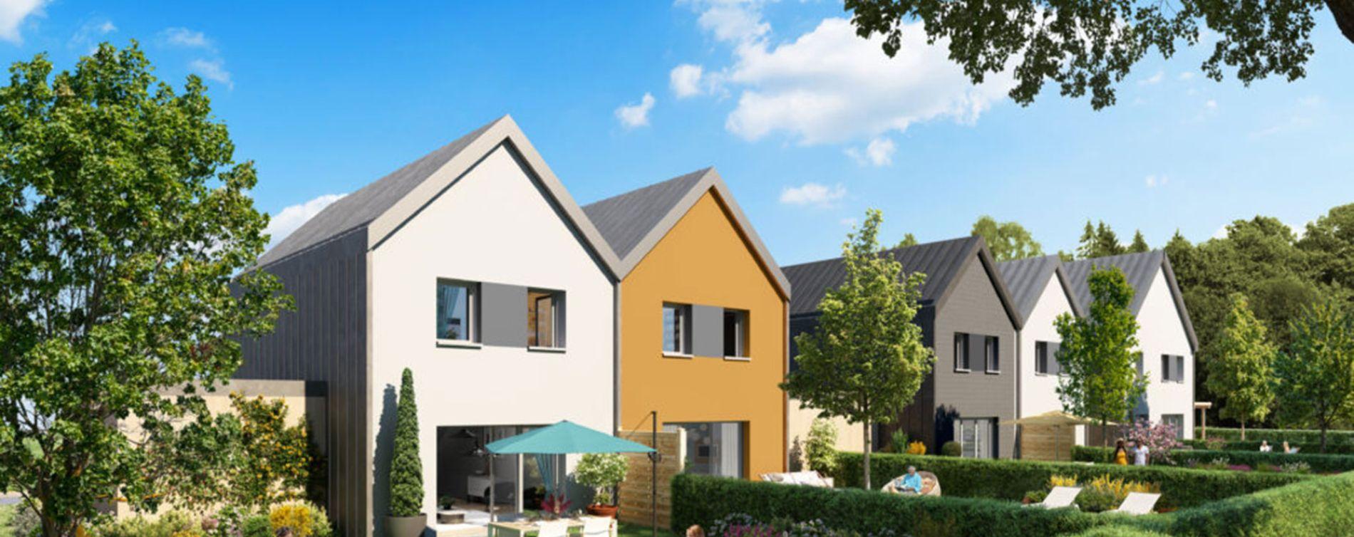 Chartres : programme immobilier neuve « Programme immobilier n°219305 » en Loi Pinel (3)
