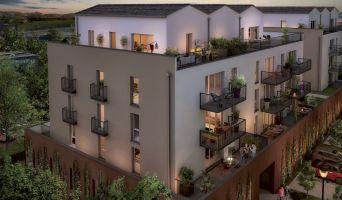 Photo du Résidence « Les Villas et Terrasses du Parc » programme immobilier neuf en Loi Pinel à Chartres