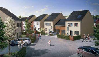 Résidence « Les Villas Et Terrasses Du Parc » programme immobilier neuf en Loi Pinel à Chartres n°2