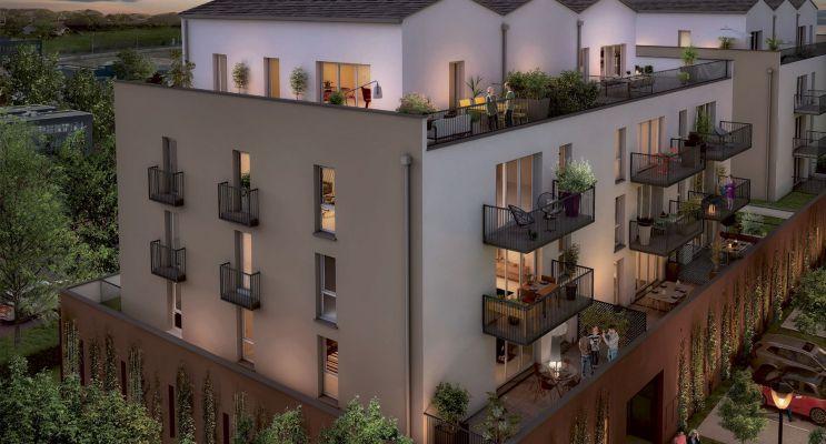 Résidence « Les Villas Et Terrasses Du Parc » programme immobilier neuf en Loi Pinel à Chartres n°1