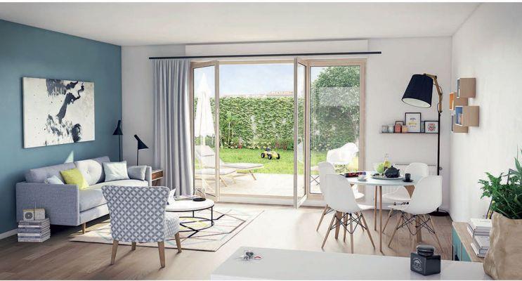 Résidence « Les Villas Et Terrasses Du Parc » programme immobilier neuf en Loi Pinel à Chartres n°4